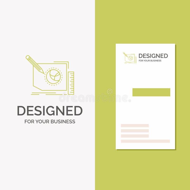 Bedrijfsembleem voor Inhoud, ontwerp, kader, pagina, tekst r r vector illustratie