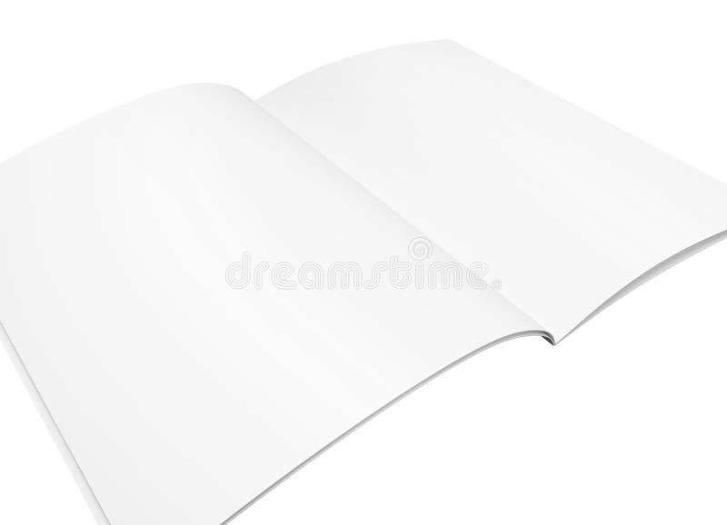 Bedrijfsmalplaatje vector illustratie