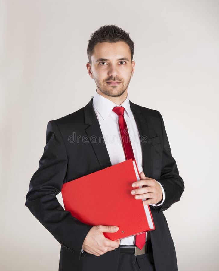 Bedrijfsmens stock foto's