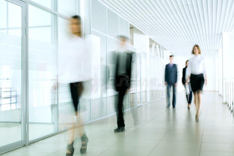 Bedrijfsmensen stock foto