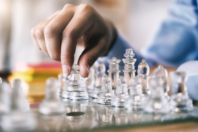Bedrijfsstrategie en planningsconcept royalty-vrije stock fotografie