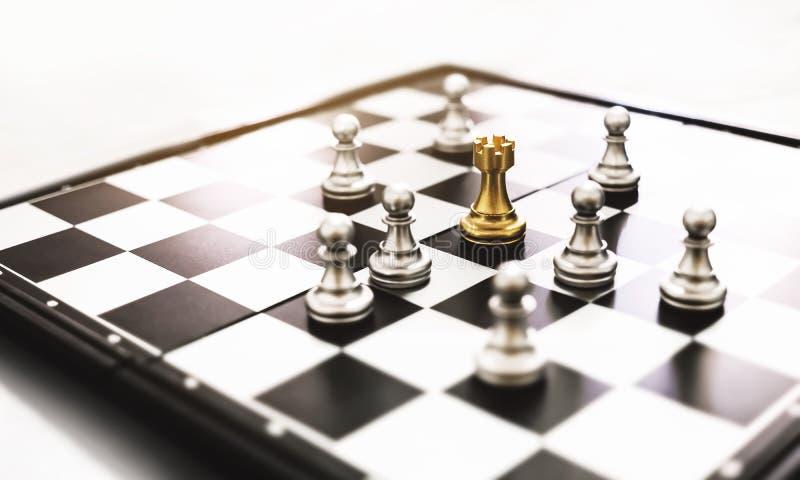 Bedrijfsstrategieconcept royalty-vrije stock foto