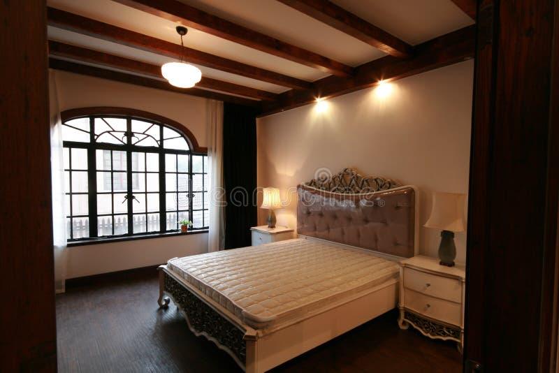 Bedroom stock image