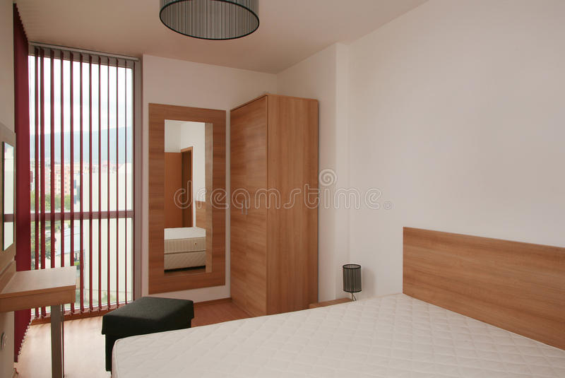 Download Bedroom stock photo. Image of room, living, modern, space - 19935938
