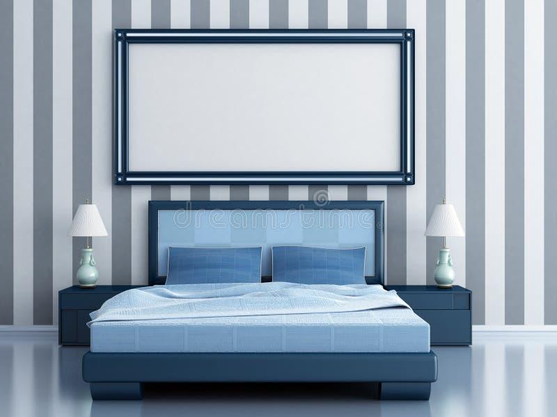 Download Bedroom stock illustration. Illustration of comfortable - 23171017