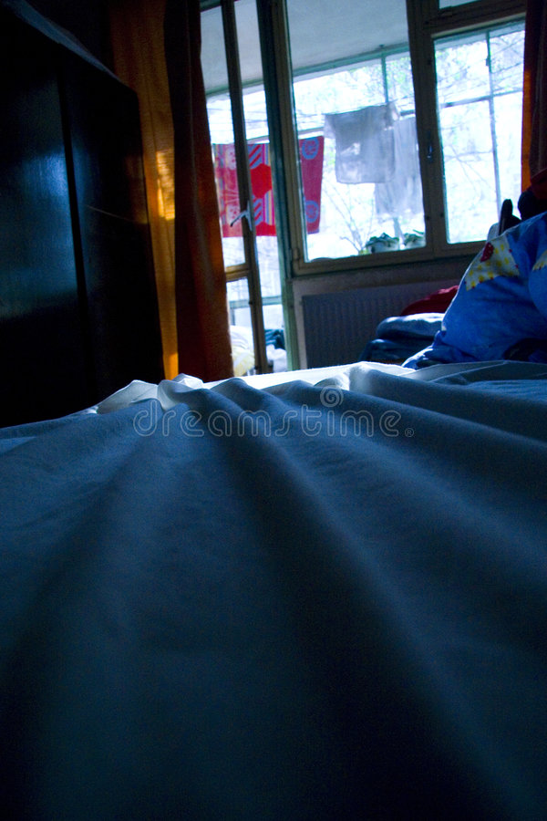 Download Bedroom stock image. Image of indoor, intimate, clothes - 2320601