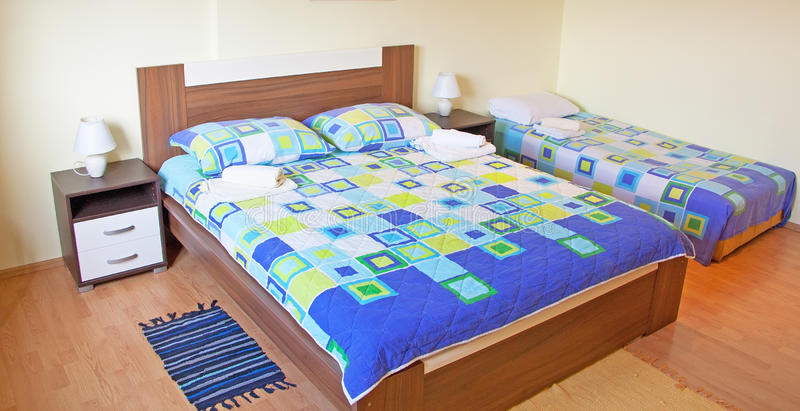 Download Bedroom stock image. Image of clean, inside, sleep, sleeping - 29367379