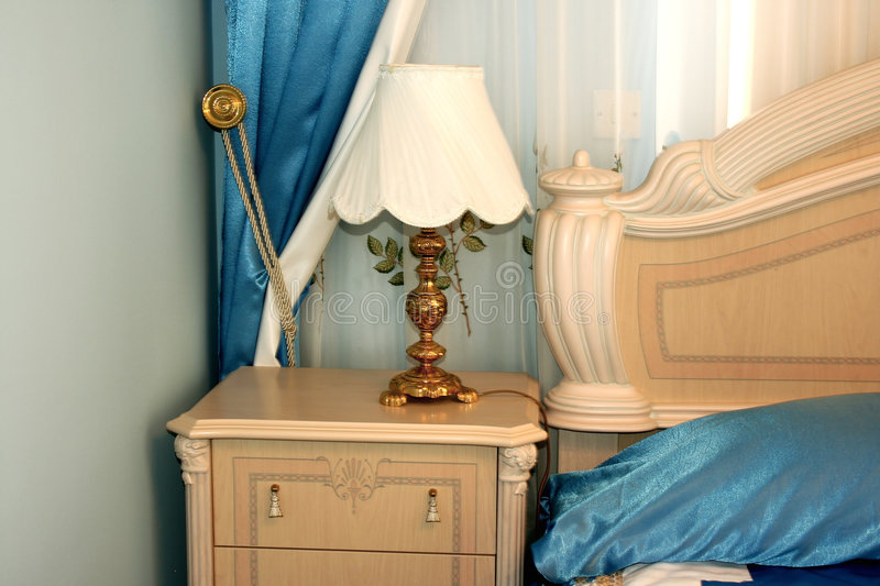 Bedroom royalty free stock images