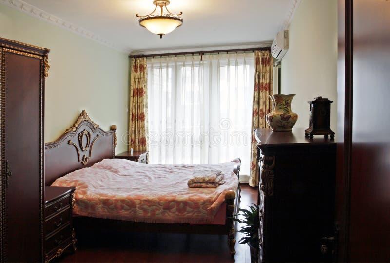 Bedroom. Stock Photos