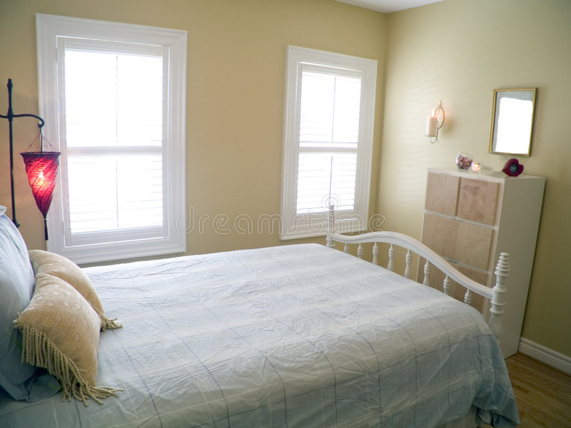 Bedroom 53 Royalty Free Stock Image