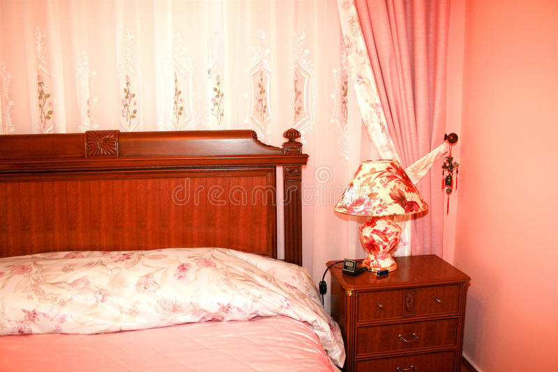 Download Bedroom stock photo. Image of decorative, cloth, home - 9753828