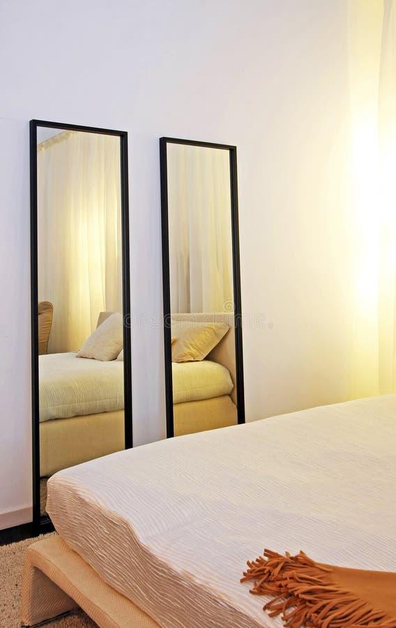 Download Bedroom mirrors stock photo. Image of interior, decor - 8739112