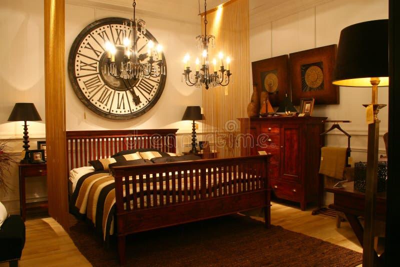 bedroom2 zdjęcia royalty free