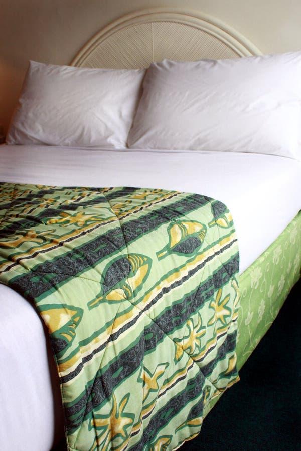 Beds And Pillows Stock Photos