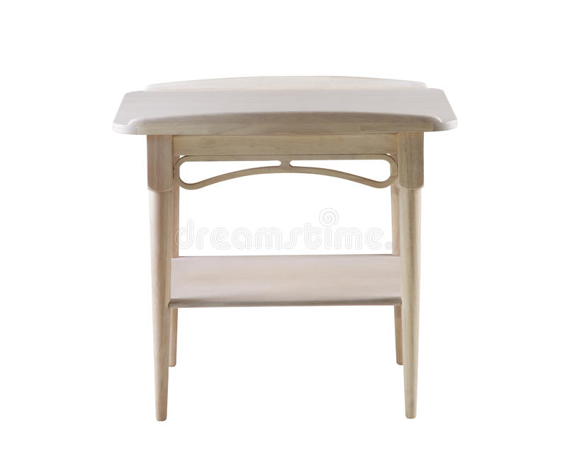 Download Bedside table stock image. Image of house, handmade, table - 28386889