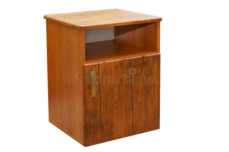 Bedside table royalty free stock photos