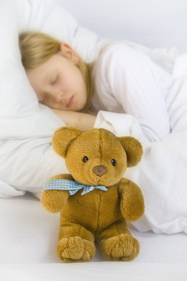 Bedtime stock photos