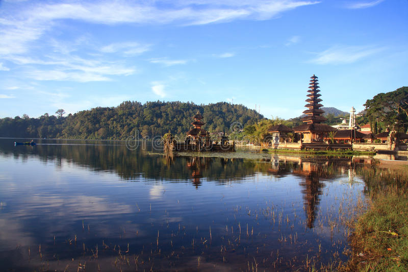 Bedugul Bali royalty-vrije stock foto's