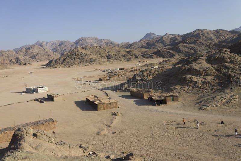 Download Beduine Dorf In Den Bergen In Hurghada Stockfoto - Bild von acrid, höhe: 26365144