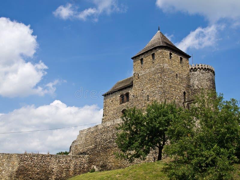 The Bedzin Castle Stock Image
