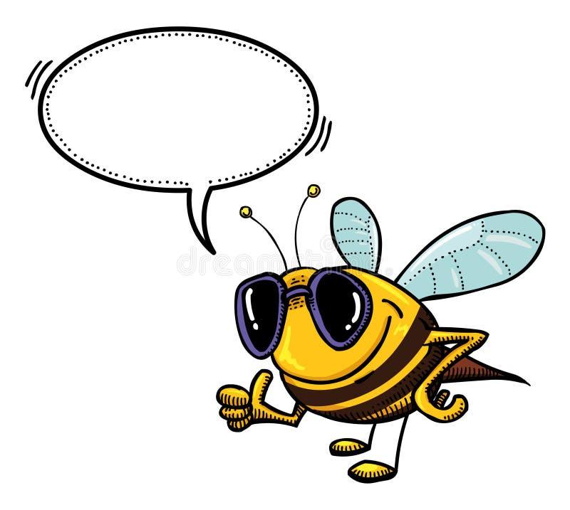 Bee-1000 иллюстрация штока