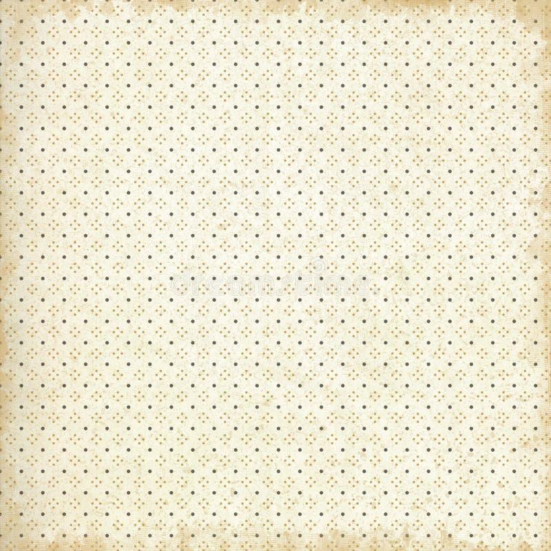 Εκλεκτής ποιότητας διαμορφωμένο μελισσουργείο έγγραφο - εκλεκτής ποιότητας μέλισσες - βασίλισσα Bee - Bumblebee - ύφος αγροικιών  στοκ φωτογραφία με δικαίωμα ελεύθερης χρήσης