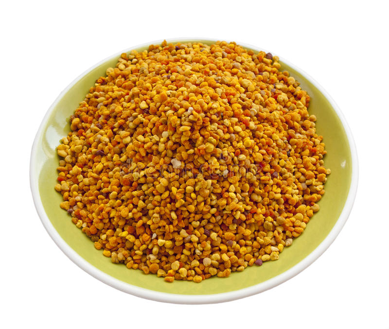Download Bee pollen stock image. Image of grains, medicine, white - 22322577