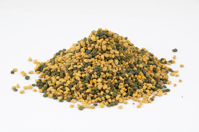 Download Bee pollen. stock image. Image of small, apiary, healthcare - 23977071