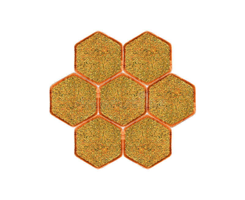 Download Bee Pollen Granules Royalty Free Stock Image - Image: 13084356