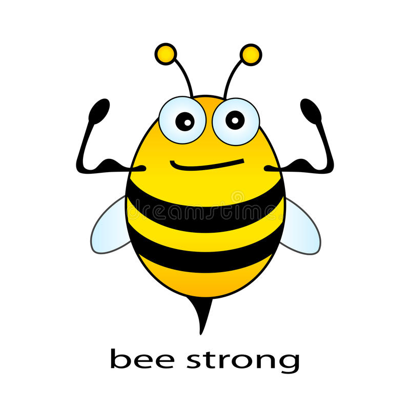 Download Bee Strong Stock Images - Image: 25609754