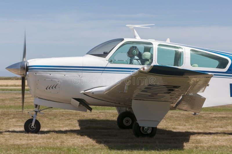 Beech V35 Bonanza Single Engine Light Aircraft VH-DDD