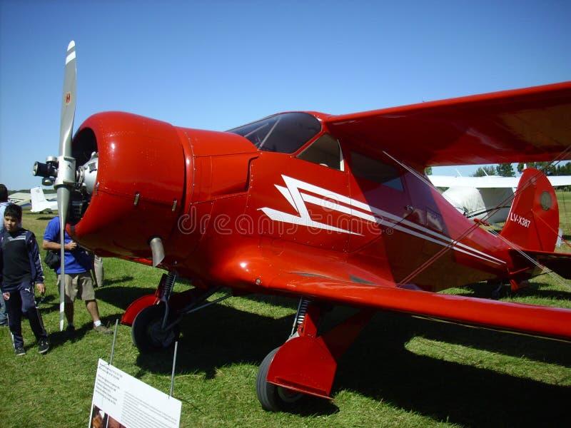 Beechcraft D17S arkivfoto