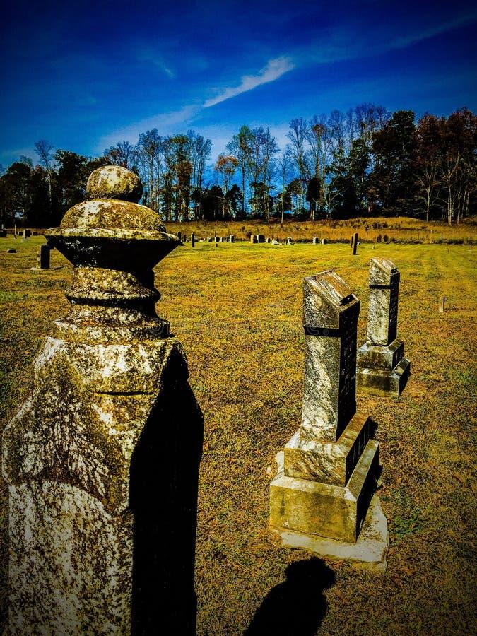 Beechgrove Cemetery stock photo