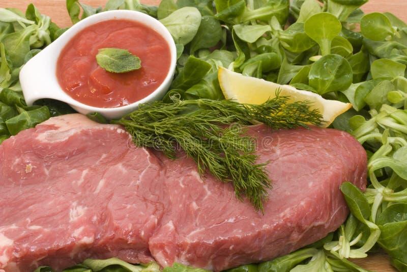 Download Beef stock image. Image of ingredient, dinner, herbs - 13793311
