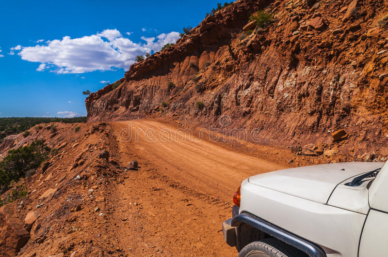 Beef Basin off road stock photos