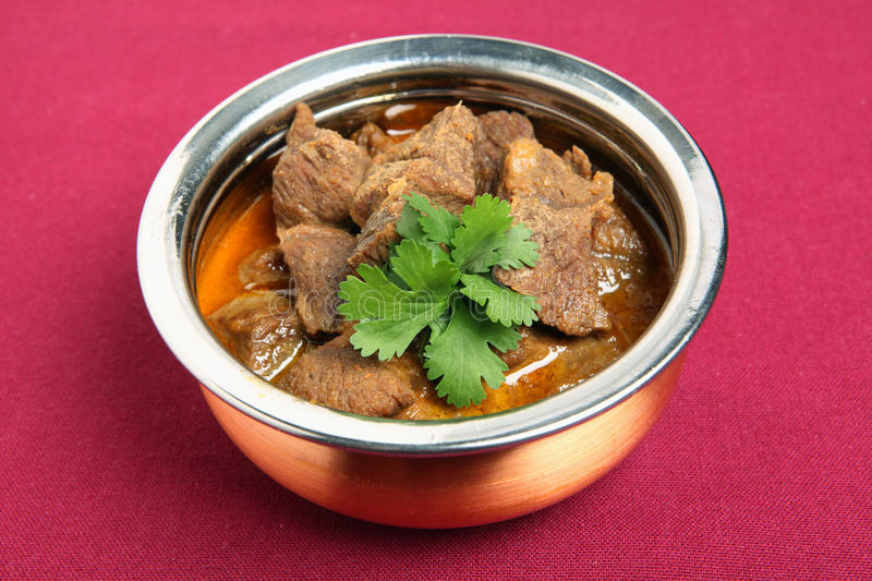 Download Beef Korma And Coriander Stock Photography - Image: 19013242