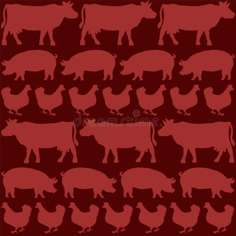 Free Beef Pork Chicken Stock Image - 48741831