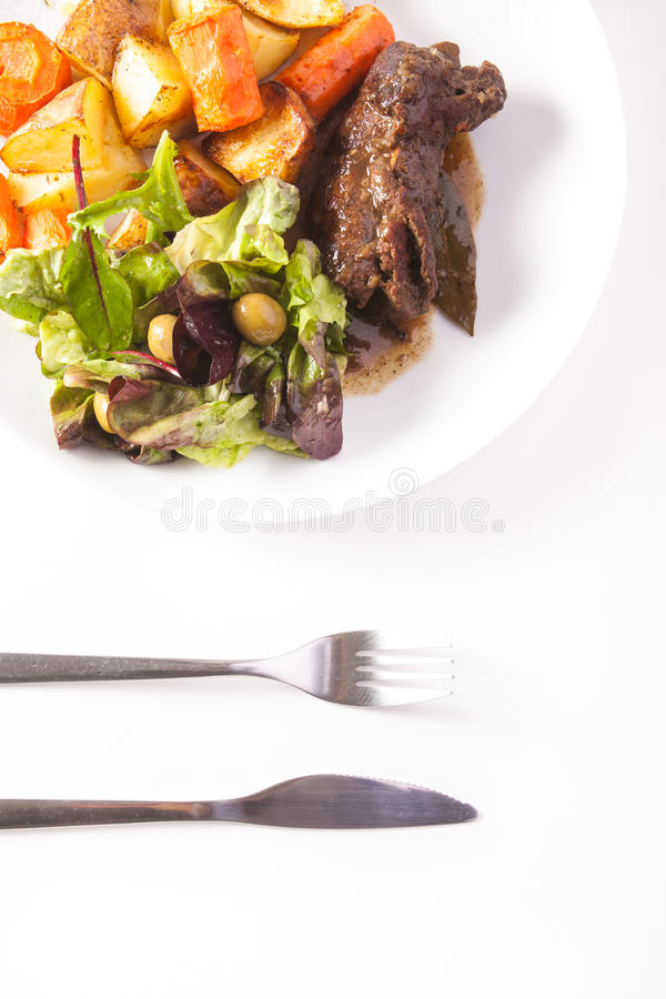 Download Beef Roulade Royalty Free Stock Photo - Image: 30488315