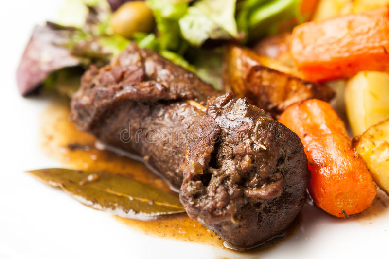 Download Beef roulade stock image. Image of baked, cooked, food - 30488369