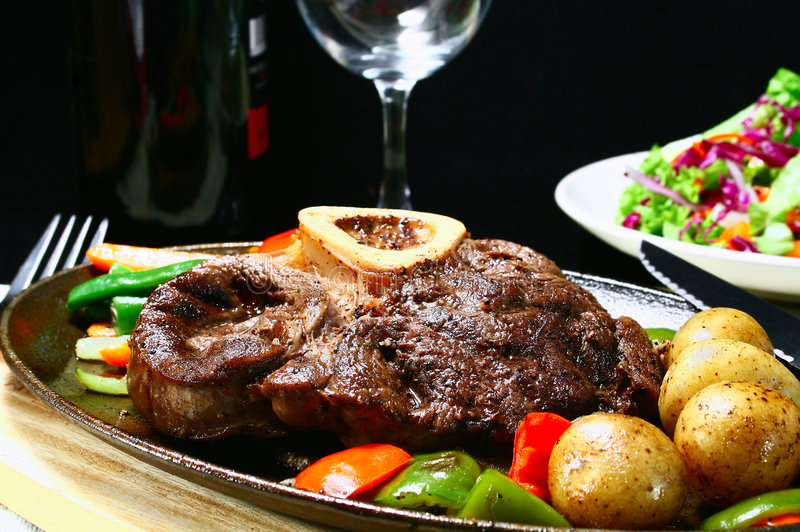 Download Beef shank stock photo. Image of diet, dining, gourmet - 2664882
