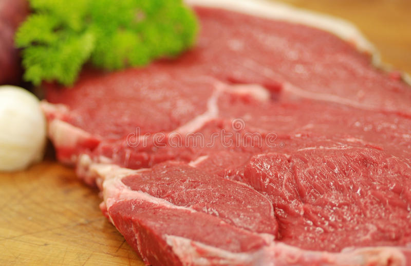 Beef Sirloin royalty free stock photos
