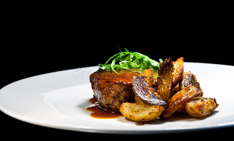 Download Beef Steak 3 stock image. Image of fancy, eating, dining - 17725379