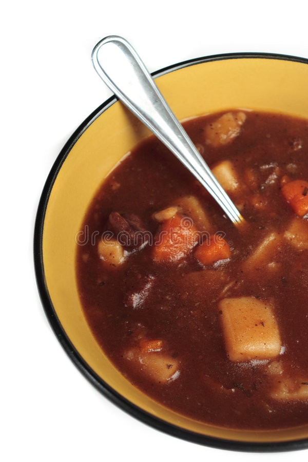 Download Beef Stew Bowl Stock Photography - Image: 4955272