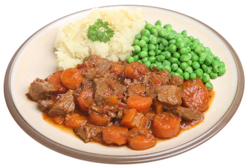 Download Beef Stew with Vegetables stock image. Image of dinner - 17899727