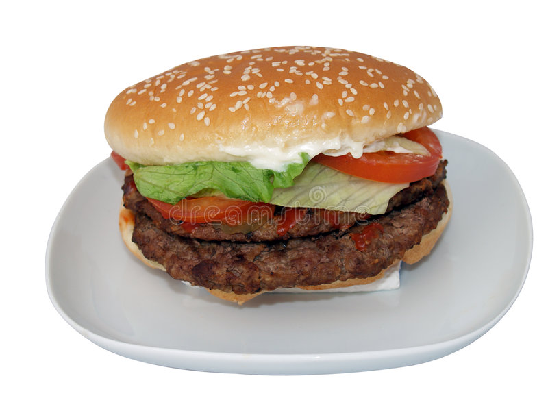 beefburger images stock