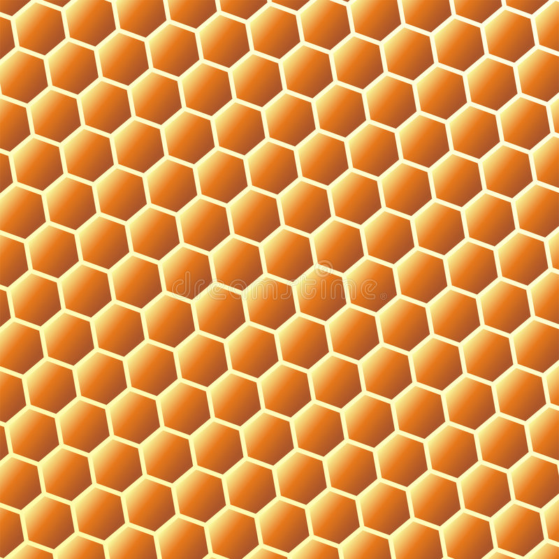 Download Beehive background stock vector. Image of honeycomb, background - 7857146