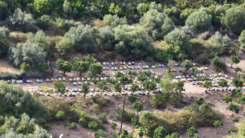 Beehiven na Creta da ilha, fotos de stock royalty free
