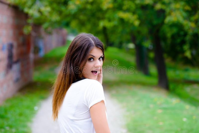 Download Beeing Surprised stock image. Image of up, facial, autumn - 34477769