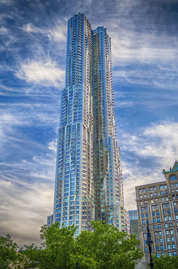 Beekman Tower Stock Photography