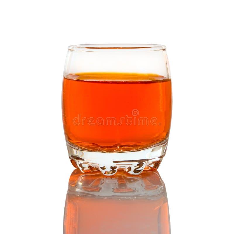 Beeld van alcoholische dranken stock foto